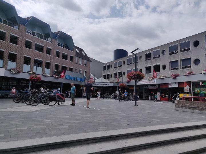 Marktpromenade Wijchen